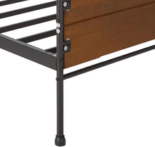Load image into Gallery viewer, Zinus Eli Twin Daybed Frame / Premium Steel Slat Support