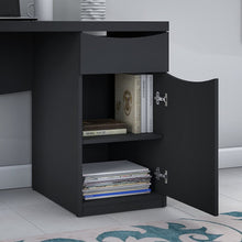 Load image into Gallery viewer, Bush Furniture Montrese Small Computer Desk in Classic Black