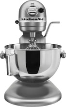 Load image into Gallery viewer, KitchenAid - KV25G0XSL Professional 500 5QT, 450 Watt Bowl Lift Stand Mixer - Silver