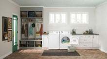 Load image into Gallery viewer, Amana - 6.5 Cu. Ft. 11-Cycle Electric Dryer - White