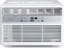 Load image into Gallery viewer, MIDEA MAW05M1BWT Window air Conditioner 5000 BTU with Mechanical Controls, White