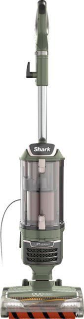Shark - Rotator Lift-Away DuoClean Pro Upright Vacuum - Sage Green