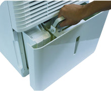Load image into Gallery viewer, Keystone White High Efficiency 50-Pint Dehumidifier with Electronic Controls