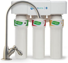 Load image into Gallery viewer, Aquasana AQ-5300+.55 3-Stage Max Flow Under Sink Water Filter