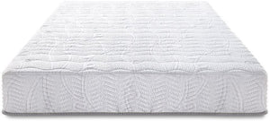 Olee Sleep 10 inch Omega Hybrid Gel Infused Memory Foam and Pocket Spring Mattress (Twin)