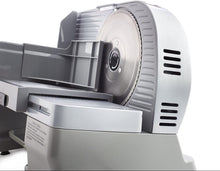 Load image into Gallery viewer, Chef'sChoice 609A000 Electric Meat Slicer with Stainless Steel Blade Features Slice Thickness Control and Tilted Food Carriage Easy Clean, 7-Inch, Silver