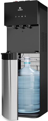 Avalon Bottom Loading Water Cooler Water Dispenser - 3 Temperature Settings - Hot, Cold & Room Water, Durable Stainless Steel Construction - UL/Energy Star Approved