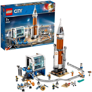 LEGO City Space 60228 Deep Space Rocket and Launch Control