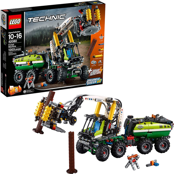 LEGO Technic Forest Machine 42080 Building Kit