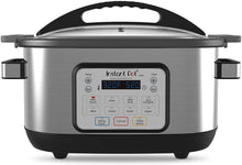 Load image into Gallery viewer, Instant Pot Aura 10-in-1 Multicooker Slow Cooker,6 Qt, 10 One-Touch Programs