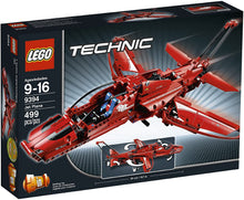 Load image into Gallery viewer, LEGO Technic Jet Plane 9394