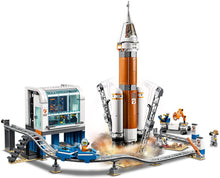 Load image into Gallery viewer, LEGO City Space 60228 Deep Space Rocket and Launch Control