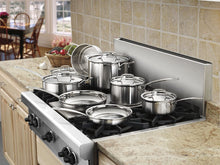 Load image into Gallery viewer, Cuisinart - MultiClad Pro 12-Piece Cookware Set - Steel