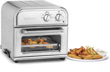 Load image into Gallery viewer, Cuisinart AFR-25, Airfryer, Silver