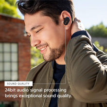 Load image into Gallery viewer, Sony WF-1000XM3 Industry Leading Noise Canceling Truly Wireless Earbuds Headset/Headphones with Alexa voice control and mic for phone call, Silver