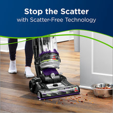 Load image into Gallery viewer, Bissell 22543 Clean view Swivel Rewind Pet Vacuum And Carpet Cleaner, Purple