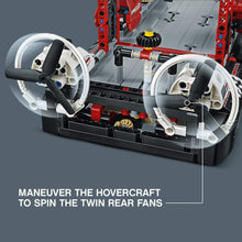 Load image into Gallery viewer, LEGO Technic Hovercraft 42076 Building Kit