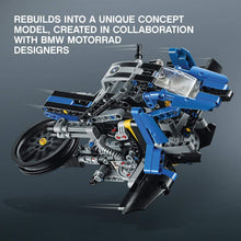 Load image into Gallery viewer, LEGO Technic BMW R 1200 GS Adventure 42063 Advanced Building Toy