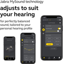 Load image into Gallery viewer, Jabra Elite 75t Earbuds – True Wireless Earbuds with Charging Case, Titanium Black – Bluetooth Earbuds with a More Comfortable, Secure Fit, Long Battery Life and Great Sound Quality
