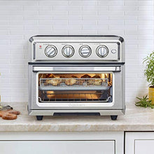 Load image into Gallery viewer, Cuisinart TOA-60 Convection Toaster Oven Airfryer, Silver