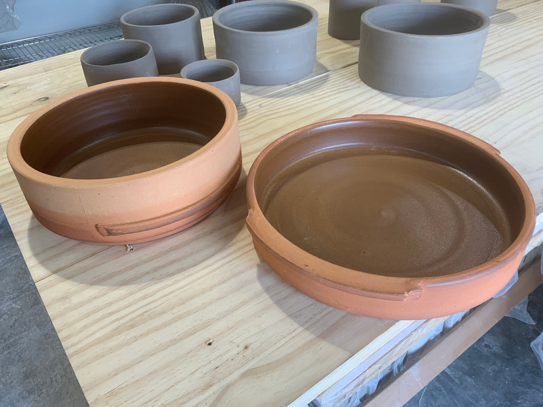 Short 3-in-1 Cooking with Clay Collection