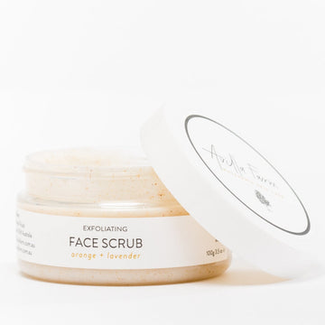 100g Exfoliating Face Scrub from Avilla Farm