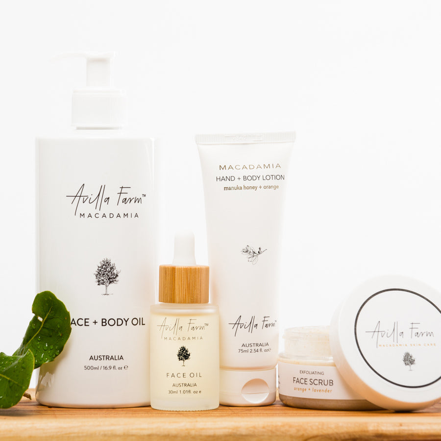 Pamper Hamper from Avilla Farm