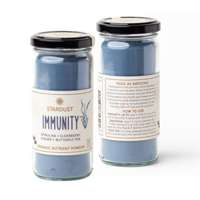 Spirulina Blue: Nature's Blue Immunity Powder