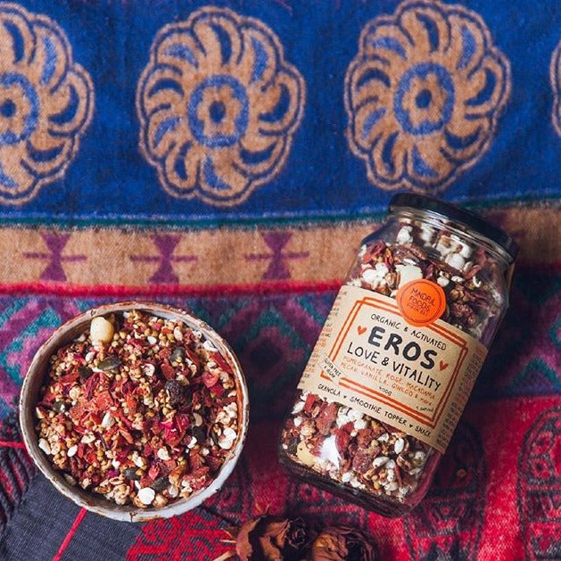Artisan Organic Granola - Eros Love & Vitality by Mindful Foods