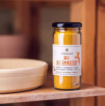 Turmeric & Pepper: Nature's Anti-Inflammatory Powder
