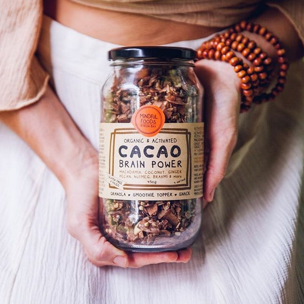 Artisan Organic Granola - Cacao Brain Power by Mindful Foods
