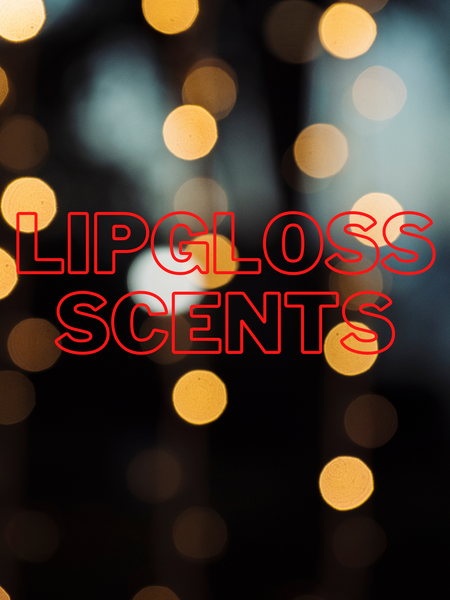 Lipgloss Scents