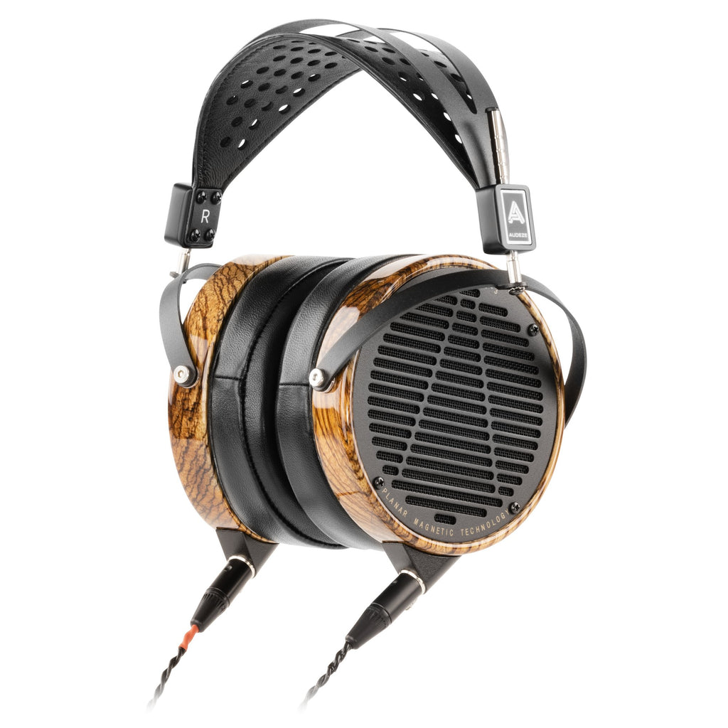 Audeze LCD-3 Zebrano Wood Headphones