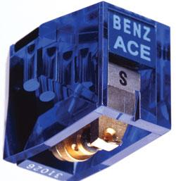 Benz Micro Ace SH Moving Coil Phono Cartridge (High Output)