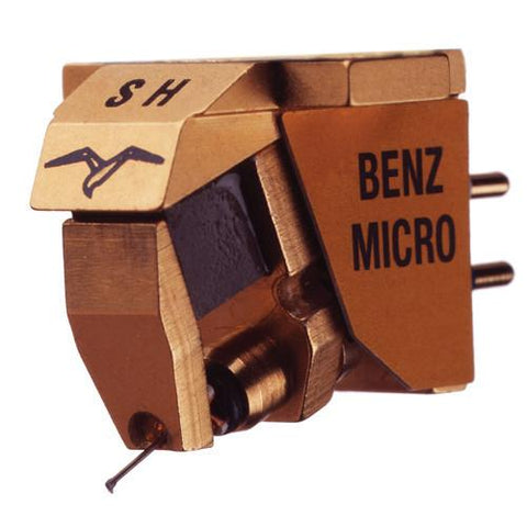 Benz Micro Glider SH MC Phono Cartridge-Phono cartridge-Benz Micro-Executive Stereo