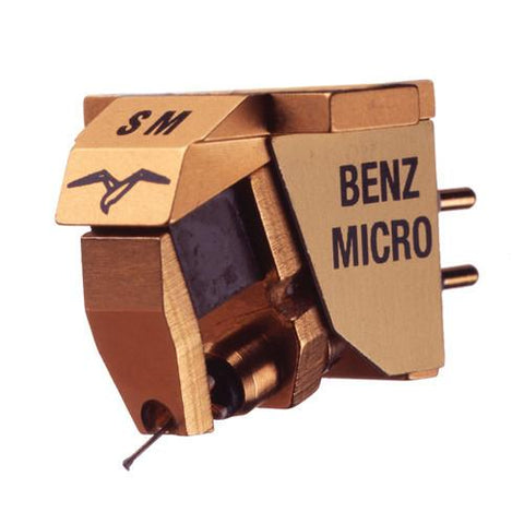 Benz Micro Glider SM MC Phono Cartridge-Phono cartridge-Benz Micro-Executive Stereo