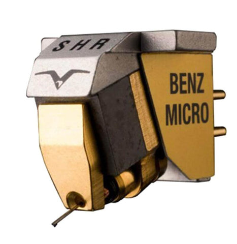 Benz Micro Gullwing SHR Moving Coil Phono Cartridge (High Output)