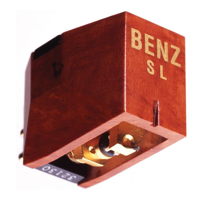 Benz Micro Wood SL Moving Coil Phono Cartridge (Low Output)