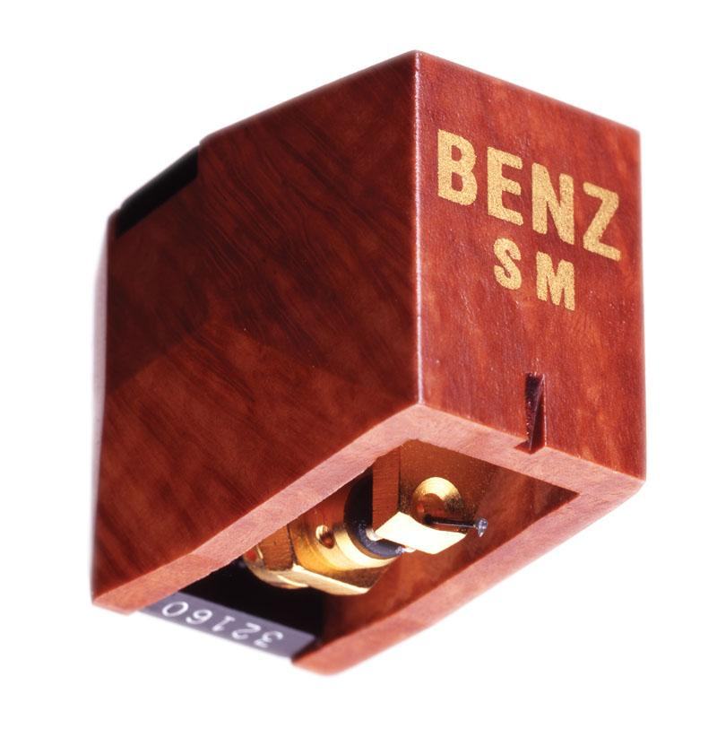 Benz Micro Wood SM Moving Coil Phono Cartridge (Medium Output)