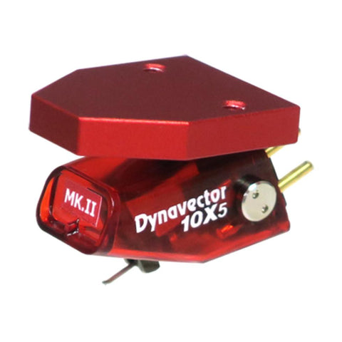 Dynavector DV 10X5 MKII Moving Coil Phono Cartridge-Phono cartridge-Dynavector-Executive Stereo