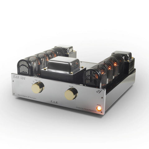 EAR 834 Stereo Integrated Amplifier-Integrated Amplifiers-EAR-Executive Stereo