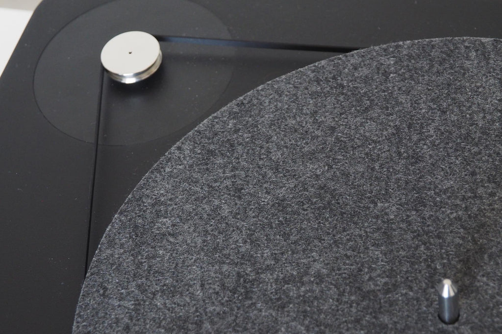 Elipson Grey Turntable Felt-Turntable Accessories-Elipson-Executive Stereo