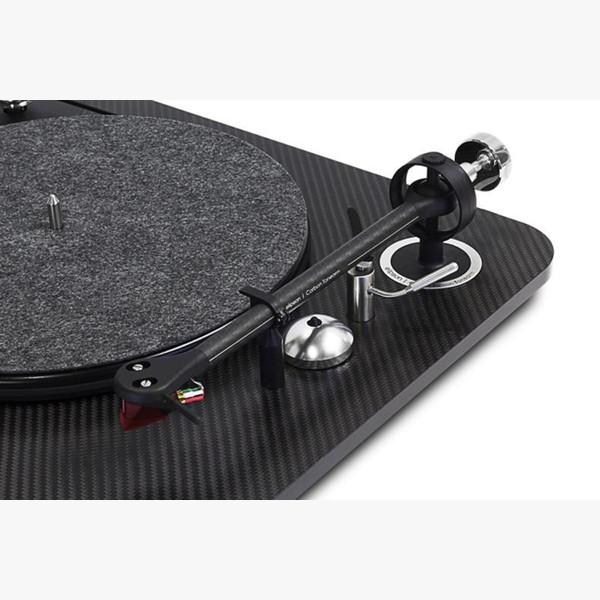 Elipson Omega 100 Carbon Black Turntable-Turntable-Elipson-Executive Stereo