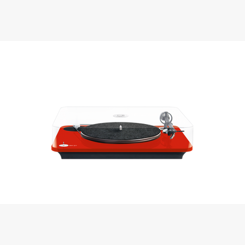 Elipson Omega Turntable-Turntable-Elipson-Basic-Red-Executive Stereo