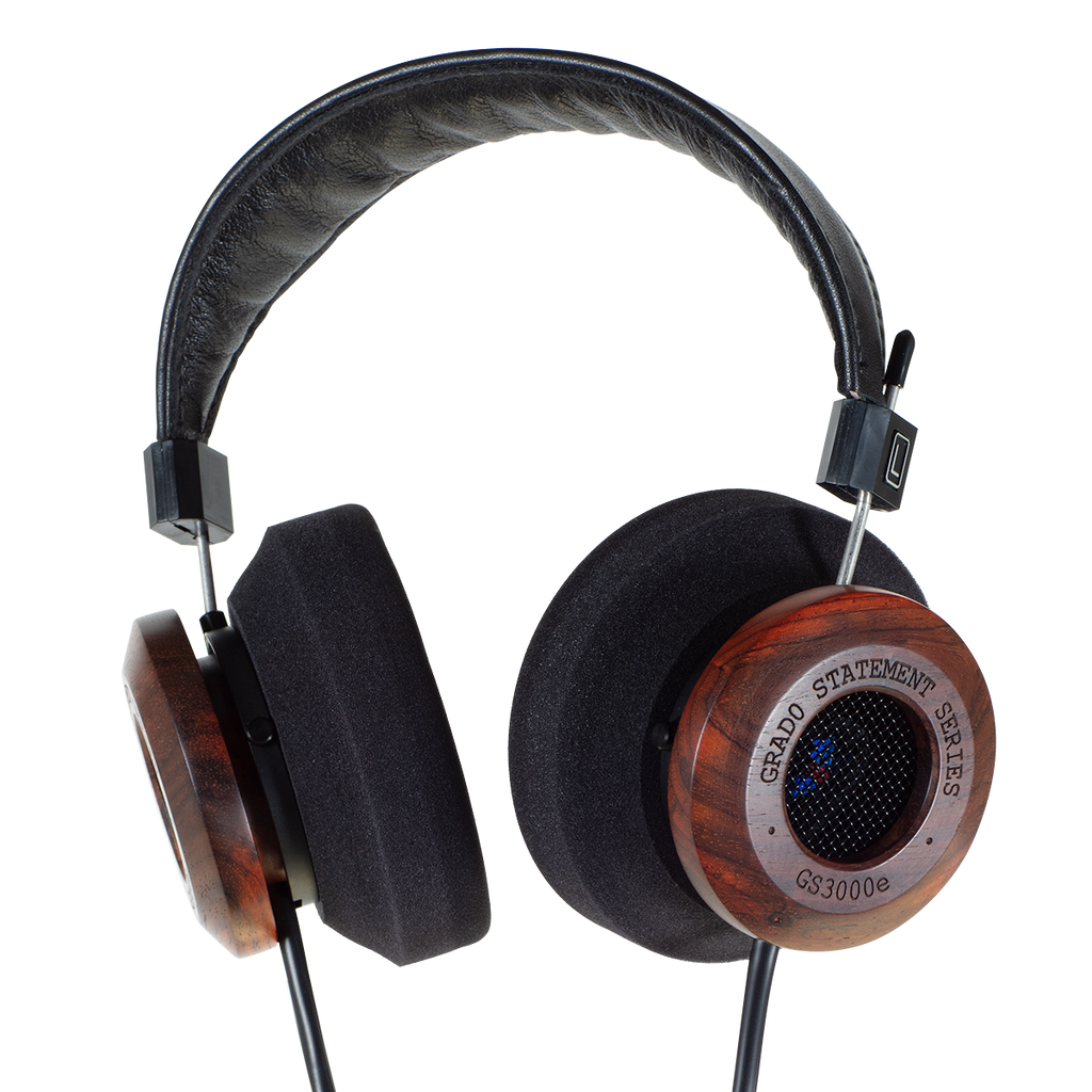 Grado GS3000e Statement Series Headphones-Headphones-Grado-Executive Stereo