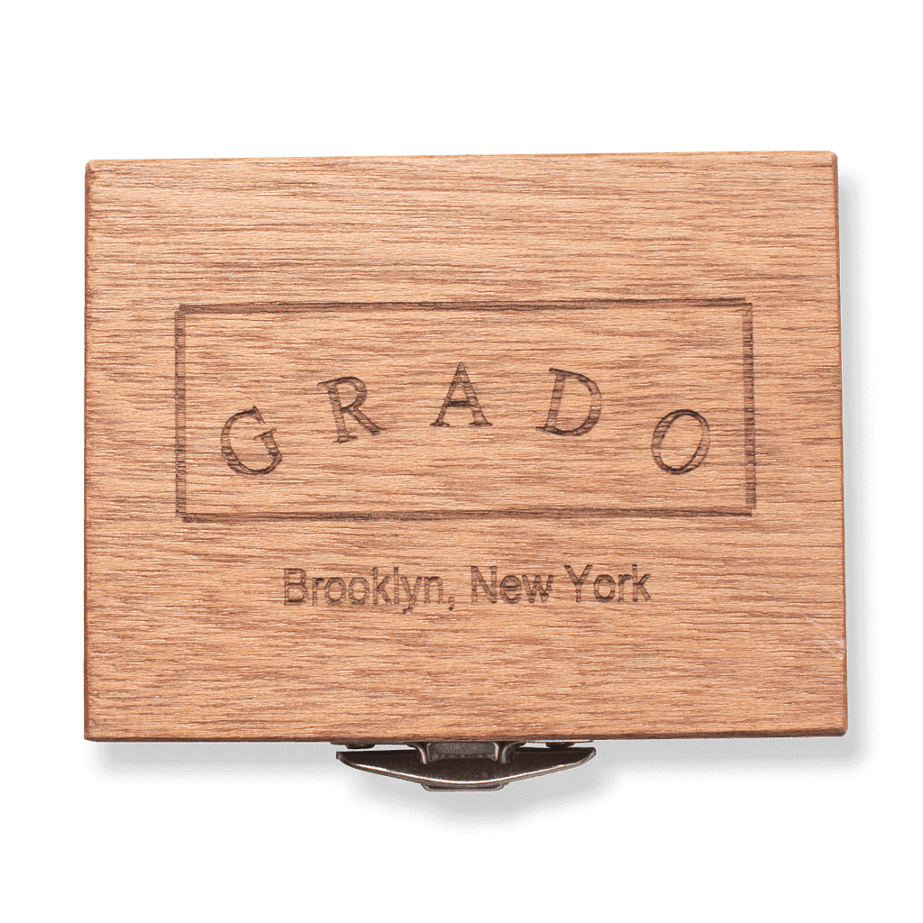 Grado Timbre Series Platinum 3 Wood Body Phono Cartridge