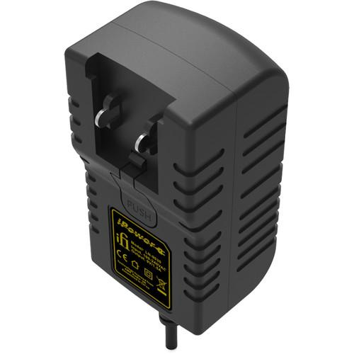 iFi Audio iPower Ultra-Low Noise AC/DC Audiophile Power Supply (5V), (9V), (12V) & (15V)