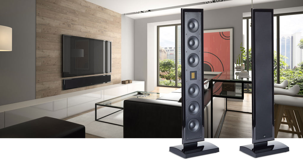 MartinLogan Motion SLM XL Ultra-Slim On-Wall Speaker-Speakers-Martin Logan-Executive Stereo