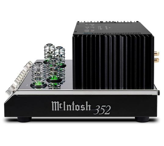 McIntosh MA352 Hybrid Stereo Integrated Amplifier