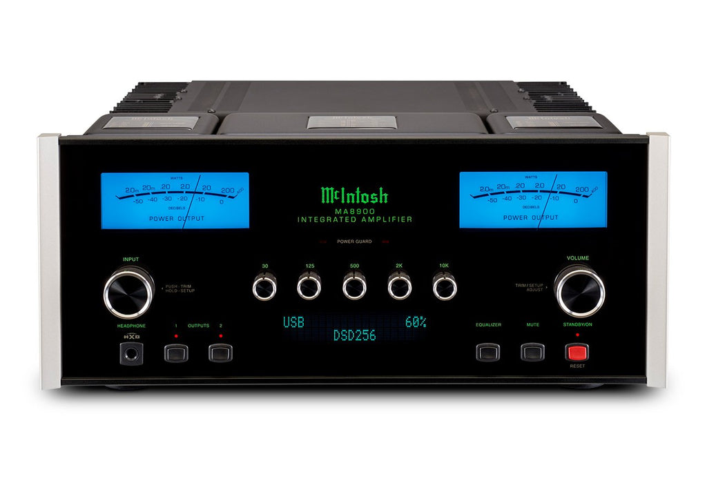 McIntosh MA8900 Stereo Integrated Amplifier-Integrated Amplifiers-McIntosh-Executive Stereo